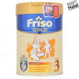 Friso Gold Step 3 Young Explorer Formulated Milk Powder For Children 1 Year & Above 900g