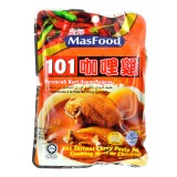 MasFood 101 Instant Meat Curry Paste 230g - Malaysia
