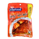 MasFood Instant Curry Fish Paste 200g - Malaysia