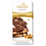 Heidi Grand'Or Milk Almonds 100G - Romania