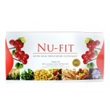 Nu Fit Natural Meal Replacement 20 x 15g - Malaysia