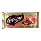 Goplana Milk Filled Chocolate Mister Ron 90g (Strawberries) - Poland