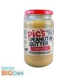 Pic's Peanut Butter Smooth (Salted) 380g - New Zealand