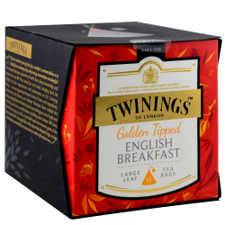 Twining's Discovery Range 45g (3g x 15 sachets) - Golden Tipped English Breakfast