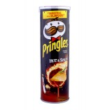 Pringles Snack Hot & Spicy 110g - Thailand