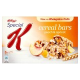 Kellogg's Special K Peach & Apricot Cereal Bars 5 x 21.5g - Thailand