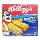 Kellogg's Frosties Cereal Bar (6's x 26g) 156g - Thailand