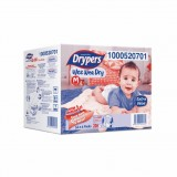 Drypers Wee Wee Dry Box M 6-11kg Disposable Diapers 52 X 4packs - Malaysia
