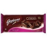 Goplana Dark Chocolate 90g - Poland