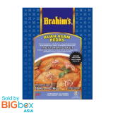 Brahim's Ready To Use Sauces 180g - Hot & Tangy