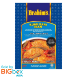 Brahim's Ready To Use Sauces 180g - Fish Curry