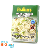 Brahim's Ready To Eat Meals 250g - Kampung Fried Rice