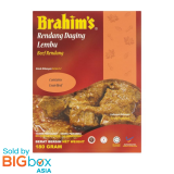 Brahim's Ready To Eat Meals 180g - Beef Rendang
