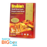 Brahim's Ready To Eat Meals 180g - Tomato Chicken with Carrots