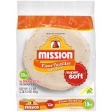 Mission Premium Flour Tortilla 8 12pcs 496g - US