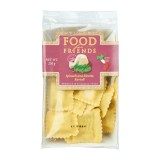 Food for Friends Ravioli Ricotta and Spinach (11g - 63% filling) 250g - US