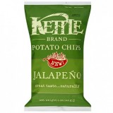 Kettle Brand Jalapeno Potato Chips 142g - US