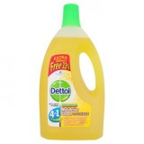 Dettol 4 in 1 Fresh Citrus  Multi Action Cleaner 2000ml - UK