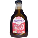 Wholesome Organic Raw Blue Agave 333ml - US