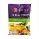 Emborg Cheddar Topping 200g - Europe