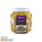 Emborg Feta Cheese in Oil with Olives & Herbs 300g - Europe