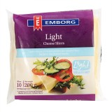 Emborg Processed Sliced Cheese 20's 400g - Europe