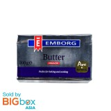 Emborg Butter Unsalted 200g - Europe