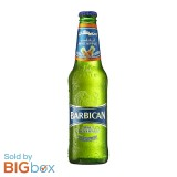 Barbican Pineapple Glass Bottle 330ml