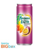 Heaven and Earth Ice Passion Fruit Can 300ml - Malaysia
