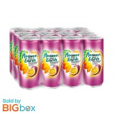 Heaven and Earth Ice Passion Fruit PET 12 x 500ml - Malaysia