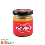 Carver's Cashew Butter 180g - Malaysia