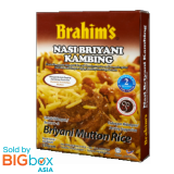 Brahim's Ready To Eat Meals 250g - Briyani Mutton Rice