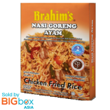 Brahim's Ready To Eat Chicken Fried Rice 250g - Malaysia