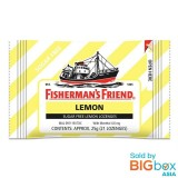 Fisherman's Friend Sugar Free 25g - Lemon