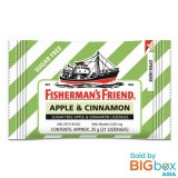 Fisherman's Sugar Free 25g - Apple & Cinnamon