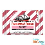 Fisherman's Sugar Free 25g - Cherry