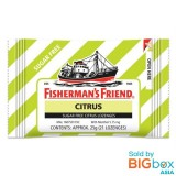 Fisherman's Sugar Free 25g - Citrus