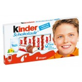 Kinder Chocolate 8 pieces 100g  - Italy