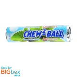 Chew2 Ball Mint (1 box) 12 x 20g - Indonesia