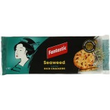 Fantastic Rice Cracker Seaweed (1 box) 12 x 100g - Japan