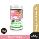 Optimum Nutrition Amino Energy Natural Flavour 225g - Simply Watermelon