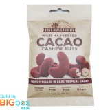East Bali Cashews Cacao Cashew Nuts 35g - New Zealand