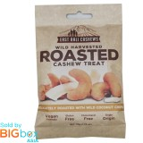 East Bali Cashews Roasted Cashew Nuts 35g - New Zealand