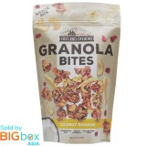 East Bali Cashews Coconut Banana Granola Bites 125g - New Zealand