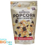 East Bali Cashews Chocolate Caramel Popcorn 90g - New Zealand