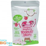 Kiwigarden Coconut Raspberry Yoghurt Drops 20g - New Zealand