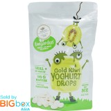 Kiwigarden Gold Kiwi Yoghurt Drops 20g - New Zealand