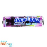 Chew2 Ball Grape 20g - Indonesia