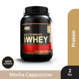 Optimum Nutrition 100% Whey Gold Mocha Capuccino 2lb