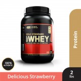 Optimum Nutrition 100% Whey Gold Strawberry 2lb